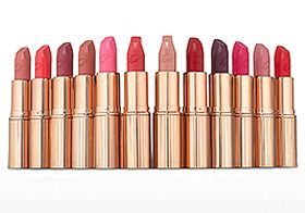 Charlotte Tilbury Hot Lips Collection