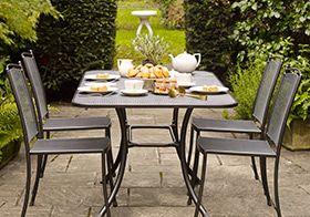 New garden furniture for a sociable summer