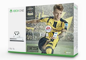 Xbox One S: the slimmest, most advanced Xbox ever, with FIFA 17