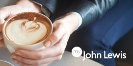 Join my John Lewis for exclusive rewards, previews and events