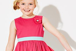 Girls' dresses for every occasion