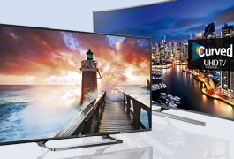 Be amazed – upgrade to a 4K TV