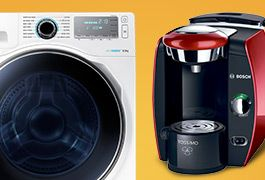Savings on home appliances