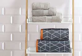 Affordable Bathrooms - bath towels from £3.95