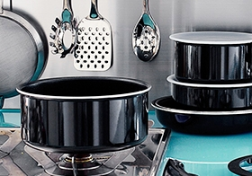 Prepare a masterpiece with new cookware