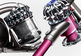 We're price matching selected Dyson appliances