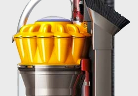 Clean up with savings on Dyson vacuums