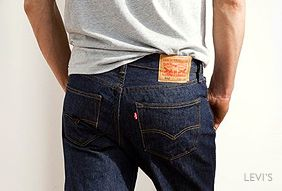 20% off selected men's Levi's