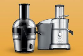 Juicers for warm summer days