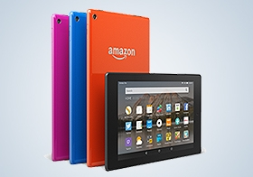 Discover the new range of Fire tablets from £49