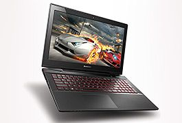 New Lenovo Y50 Laptop, with Intel Core i7 and amazing 4k Ultra HD screen