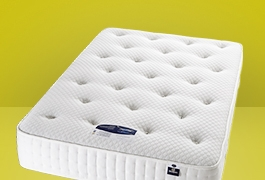 15% off selected Silent Night and Sealy mattresses