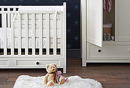10% off Silver Cross nursery furniture