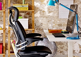 Create your ideal workspace at home
