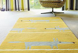 Transform a room with a new rug or carpet