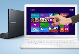 Samsung laptops now back in stock, save £100