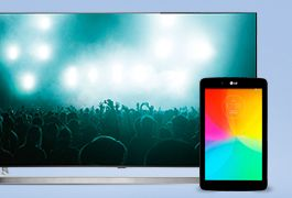 Free multi room speaker or tablet with selected TVs - save up to £410