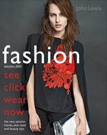 fashion magazine - the new autumn trends