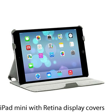 View our iPad mini with Retina display cases and covers