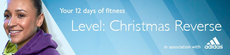 Your 12 days of fitness, Level: Fitness kickstart