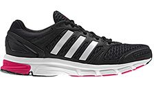 Adidas Women's Duramo Nova 2 Running Shoes, Black/White