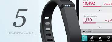 Top 5: Wearable Tech