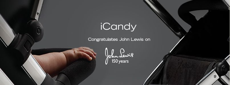 iCandy congratulates John Lewis 150 years