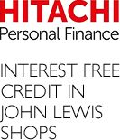 Hitatchi Personal Finance - Spread the cost of your purchase