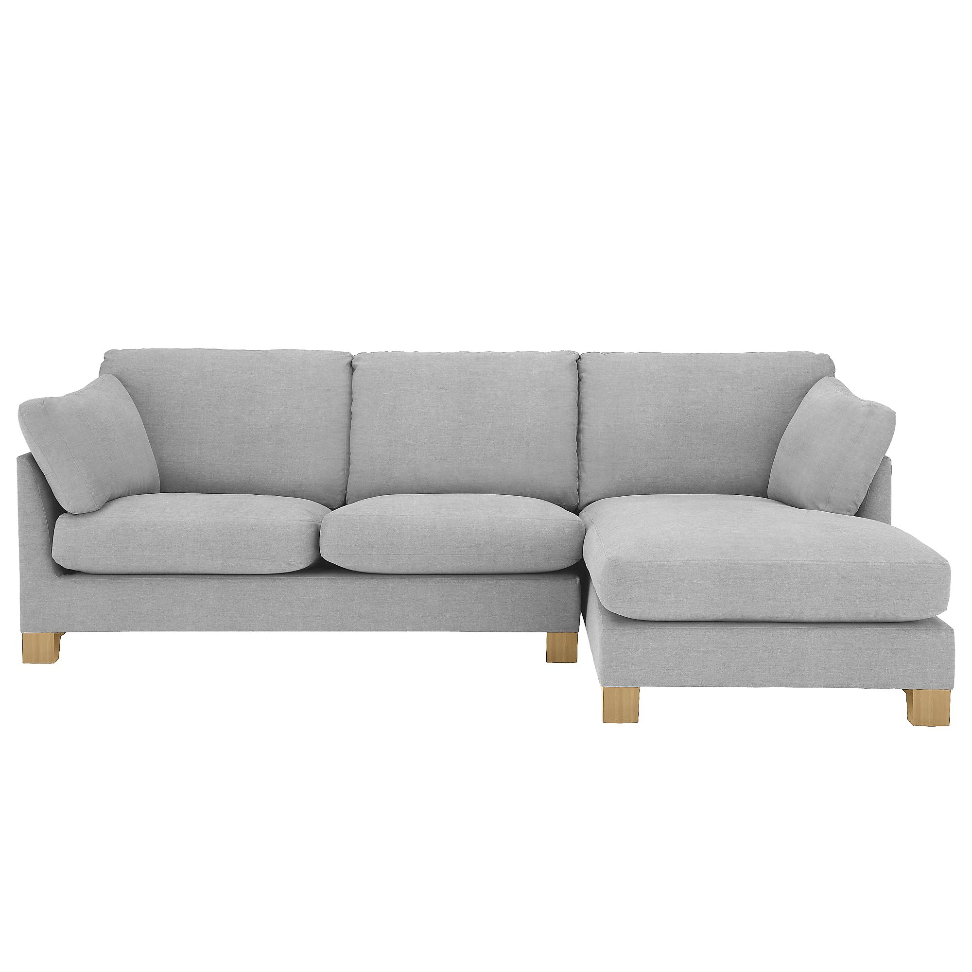 John Lewis Ikon RHF Chaise End Sofa
