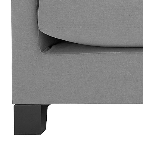 Buy John Lewis Ikon Medium Sofa, Dakota Leather Online at johnlewis.com