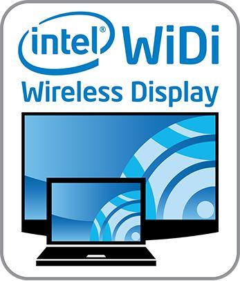 Intel® Wireless Display (WiDi)