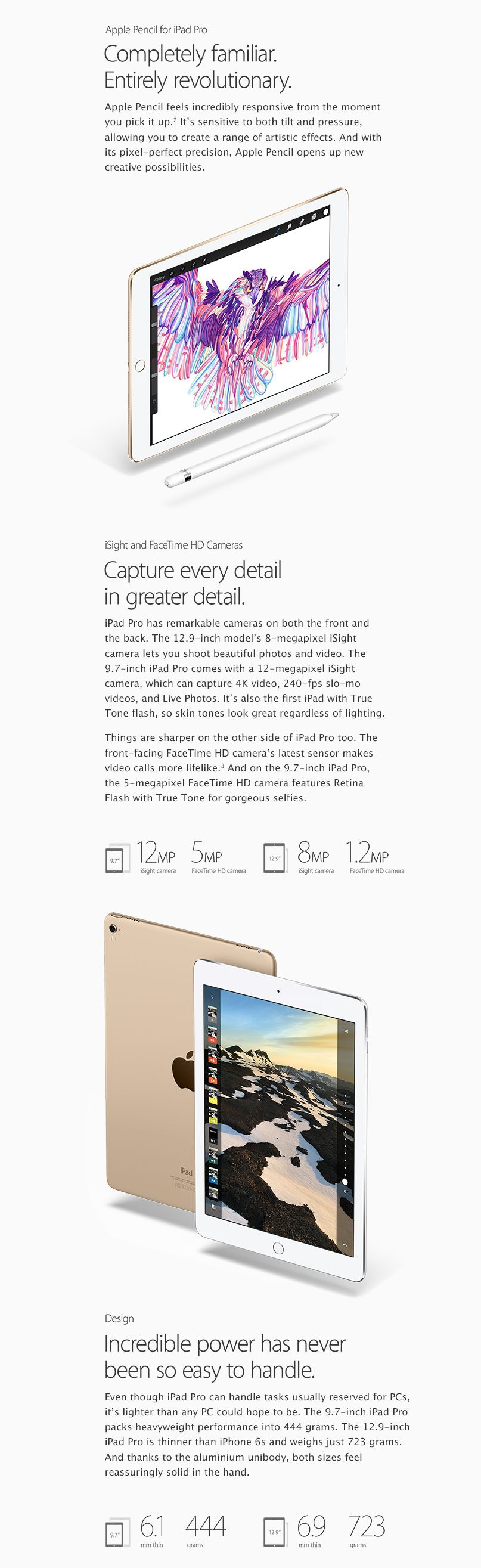 Find out more about the new iPad 2017 John Lewis