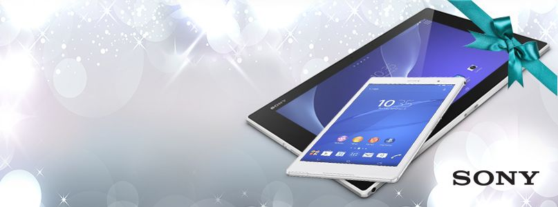 Discover the Sony Xperia Tablet Range