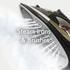 Steam Irons & Brushes