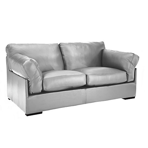 Buy John Lewis Java Medium Sofa, Nature Brown Online at johnlewis.com