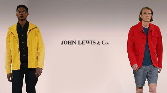 John Lewis at London Collectionss