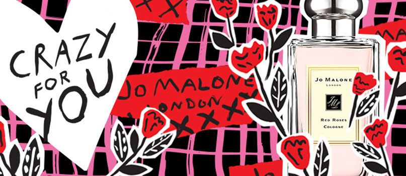 Jo Malone - Crazy for you