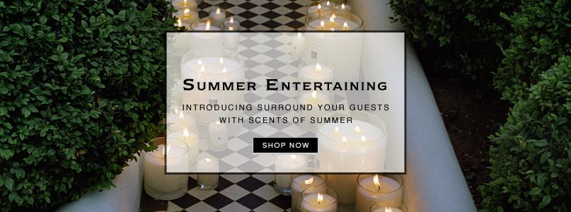Jo Malone - Summer entertaining