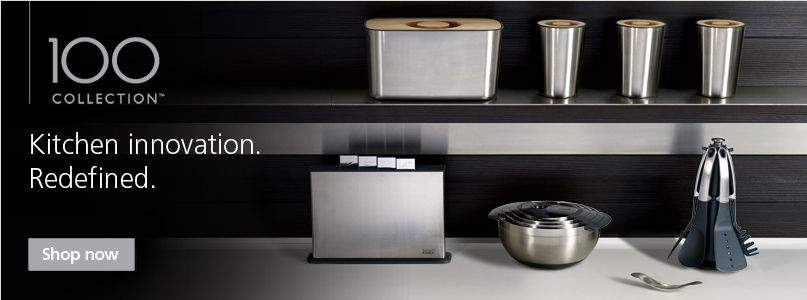 100 collection - kitchen innovation redefined