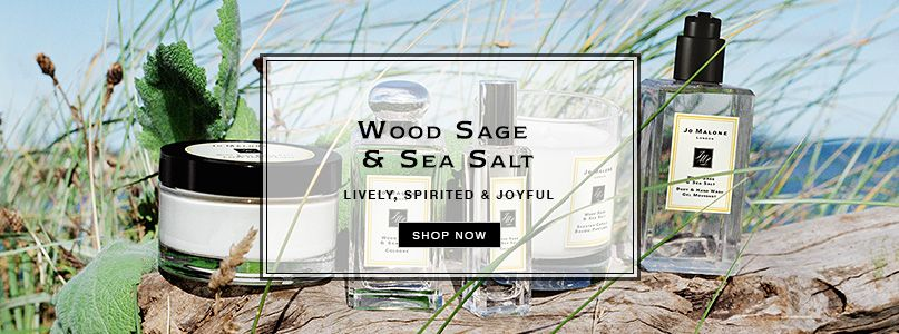 Jo Malone - layer wood sage and sea salt