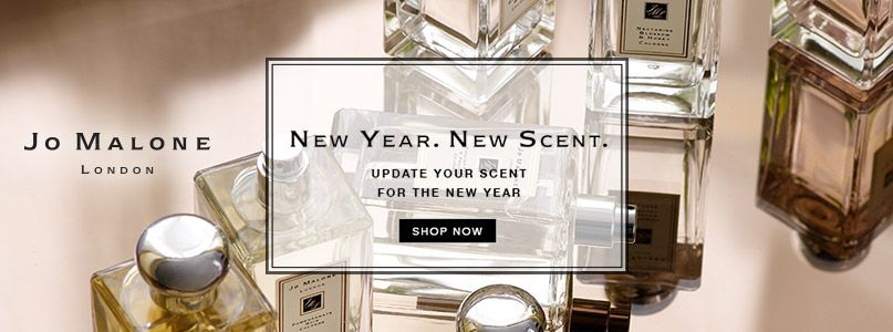 New year new scent