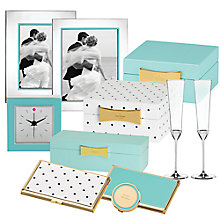 Buy kate spade new york Turquoise and Spot Collections Online at johnlewis.com
