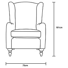 Buy John Lewis Katie Armchair Online at johnlewis.com