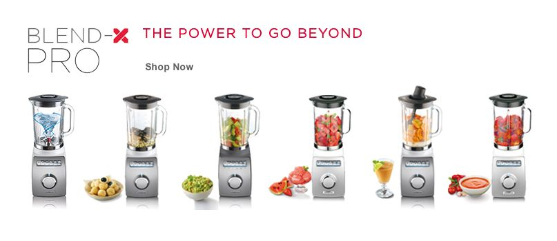 Blend Pro - The Power to Go Beyond