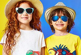 Summer-loving childrenswear