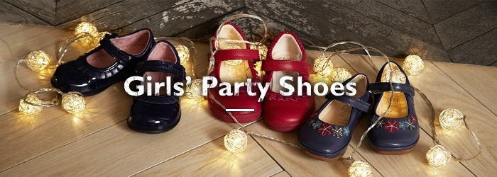 Girls' Party Shoes