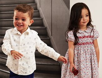 Baby & Toddler Partywear