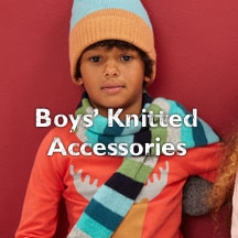 Boys' Knitted Accessories