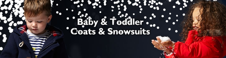 Shop Baby & Toddler Coats & Snowsuits