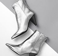 Image - Silver shoes